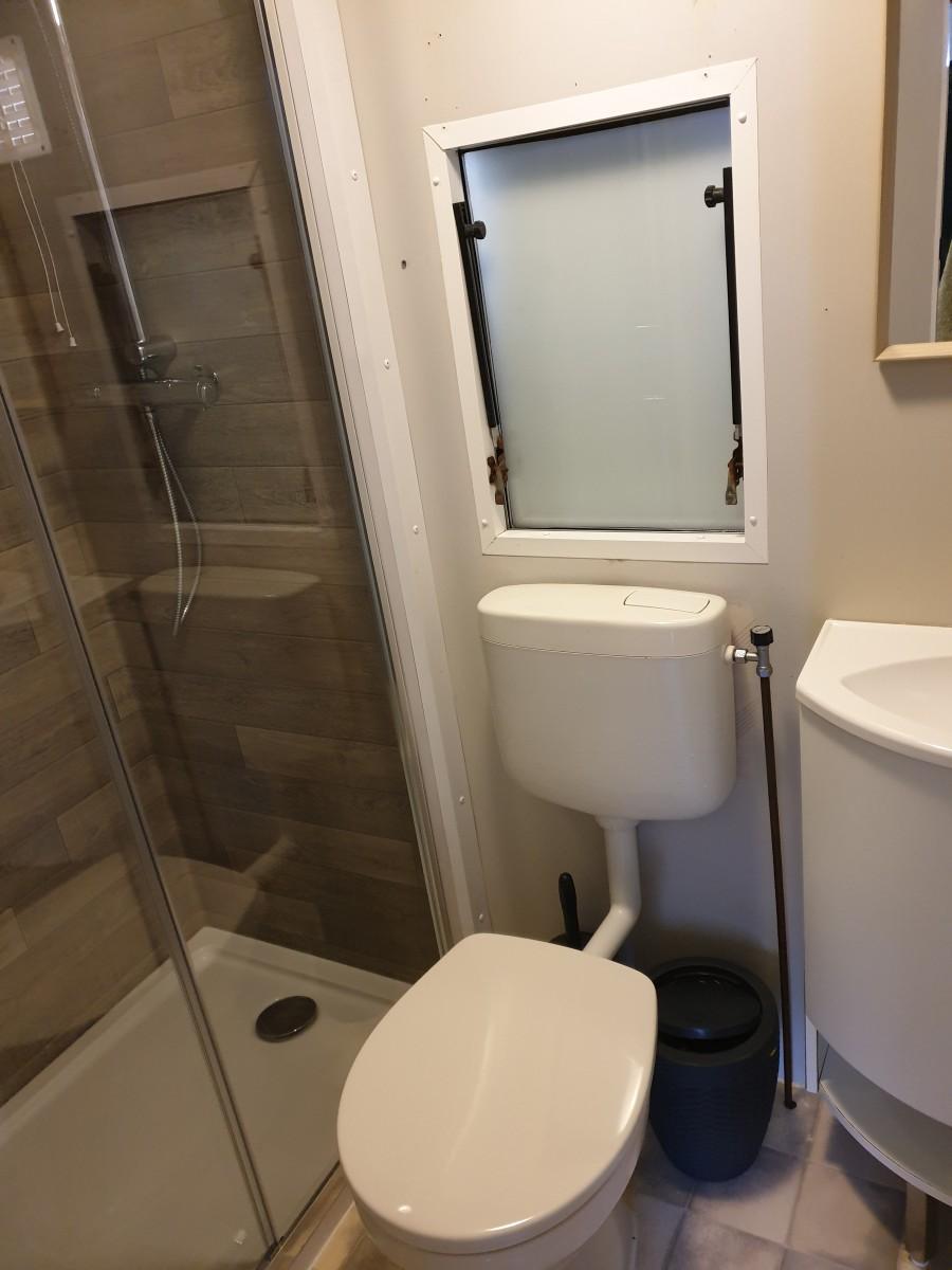 Toilet Stacaravan Ameland