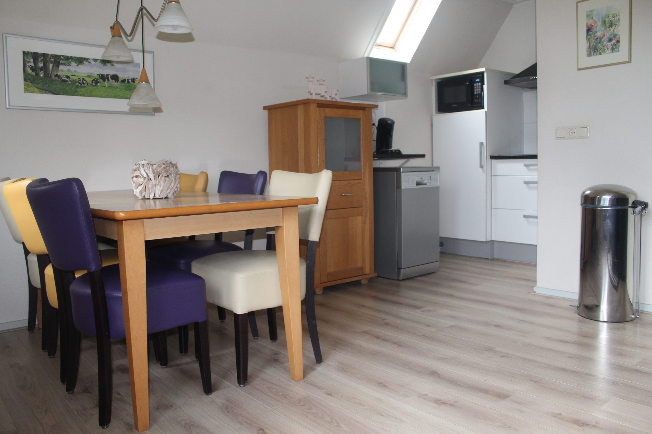 Eetkamer keuken Lauwersmeer