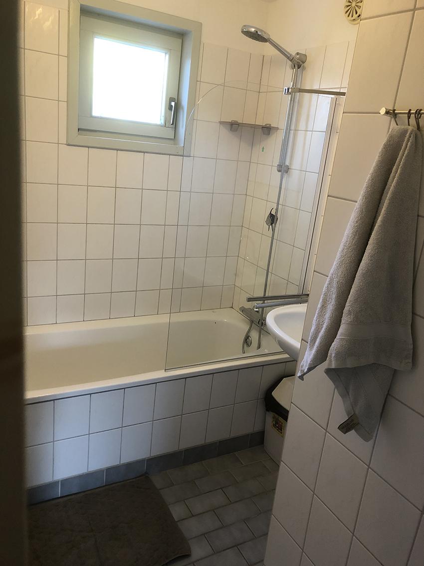 Douche Lauwersmeer